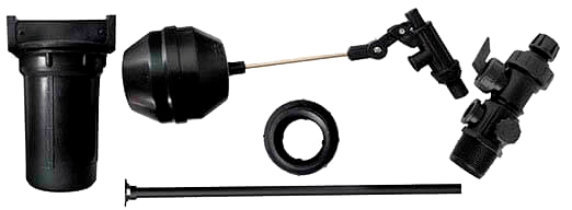 Accesorios para tinacos, cisternas y bebederos Smart Plas